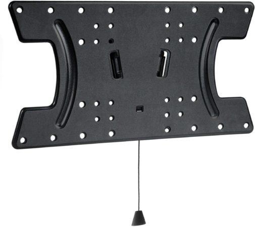 "Afbeelding van Zwarte Maclean Brackets Houder voor OLED TV 32-65"" - Wandbeugel Maclean MC-809 max 30kg Compatibel met LG OLED TV max VESA 400x200"