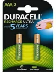 Oplaadbare AAA batterij (potlood) Duracell PreCharged NiMH 1.2 V 2 stuk(s)