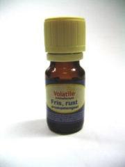 Zwarte Yogi & Yogini Volatile Fris Rust - 10 ml - Etherische Olie