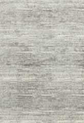 Impression Rugs Design Collection Loft Effen Grijs vloerkleed Laagpolig - 120x170 CM
