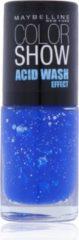 Blauwe Maybelline Color Show VAO Acid - 248 Bleached - Nagellak