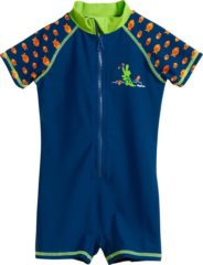 Blauwe Playshoes UV Playshoes - UV-zwempakje voor jongens - Krokodil - Blauw