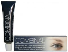 Blauwe Combinal Make-up Accessoires Wimperverf 15 ml
