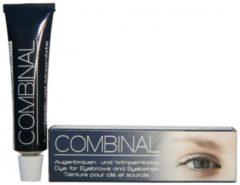 Combinal Blauw - Zwart Eyelash Dye Wenkbrauwverf 1 st