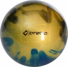 Brabo - BB3080 Brabo Swirl Balls Gold Blister - Gold - Unisex - Maat
