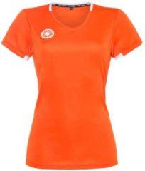 The Indian Maharadja Indian Maharadja Tech Meisjes Shirt - Shirts - oranje - 152