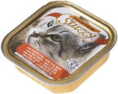Mister Stuzzy Cat Paté 100 g - Kattenvoer - Zalm - Kattenvoer