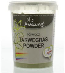 Its Amazing It's Amazing Raw & Organic Tarwegras Poeder Bio (125g)