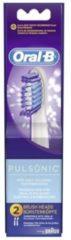 Blauwe Oral-B opzetborsteltje Pulsonic, in verschillende uitvoeringen