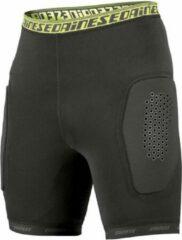 Dainese Soft Pro Shape Wintersportbroek - Maat XL - Unisex - zwart/geel