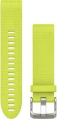 Garmin Ersatzarmband QuickFit Silikon gelb 20mm