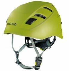 Edelrid - Zodiac - Hybride helm geel/groen