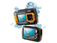 Easypix-Aquapix W1400 Active Unterwasser-Kamera (Orange) - Easypix