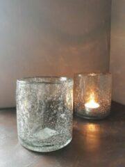Brynxz - Sfeerlicht - Cylindervormig glas - Atmosphere Vintage - ø 10 cm