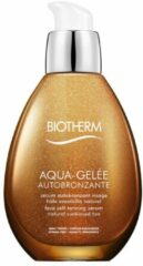 Biotherm Aqua-Gelée Autobronzante Face Self-Tanning Serum Zelfbruiner 50 ml