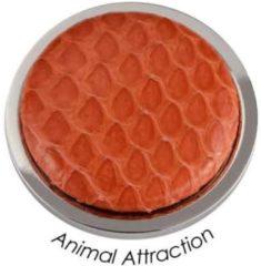 Quoins QMOT-L-OR Animal attraction slangenleer oranje Large