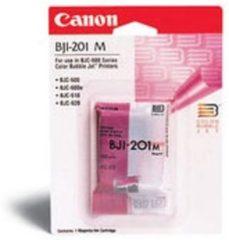 Paarse Canon BJI-201M - Inktcartridge / Rood