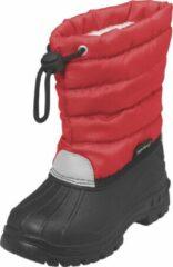 Playshoes Winterlaarzen met trekkoord Kinderen - Rood - Maat 26-27
