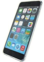 Apple Mobilize MOB-22241 mobiele telefoon behuizingen Omhulsel Transparant