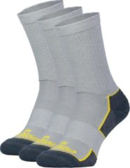 NOMAD® Nomad 3-pack crew walking sock Grijs 39/42