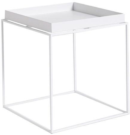 Afbeelding van Witte HAY - Tray Table 40 x 40 cm White /Living room