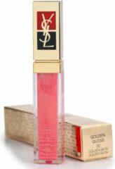 Roze Yves Saint Laurent - Golden Gloss Lip Gloss - 30 Golden Satin