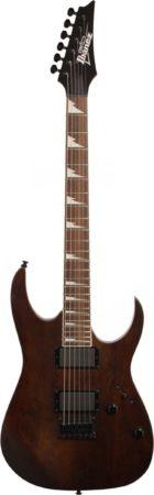 Afbeelding van Ibanez GIO GRG121DX-WNF Walnut Flat elektrische gitaar