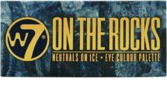 W7 cosmetics W7 On The Rocks Eyeshadow pallet