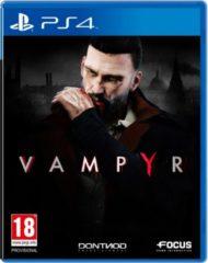 Focus Home Interactive Vampyr PS4 (FHIA08.BX.22ST)