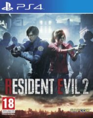 Capcom Resident Evil 2 Remake - PS4