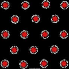 Rock Off Red Hot Chili Peppers Bandana Asterisk Zwart