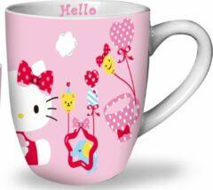 Hello Kitty Mok Meisjes Keramiek Lichtroze