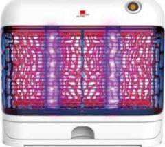 Rode Vliegenlamp 24 W Swissinno Premium 24W 1 246 001 (b x h x d) 300 x 265 x 100 mm Wit-rood 1 stuks
