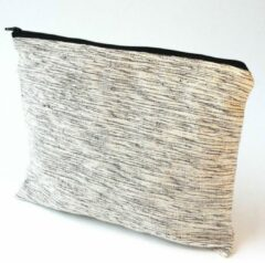 Witte ANNA NERA Fairtrade Bag for really everything White L