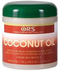 Ors Organic Root Stimulator Coconut Oil