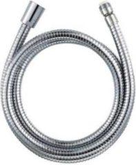 Neoperl uittrekbare slang 150 cm. 1/2 inch bi.x3/8 inchbu. Chroom