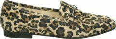 Gabor dames loafer - Bruin multi - Maat 39