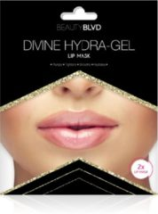 Transparante Beauty BLVD Divine Hydra Gel Lip Masker