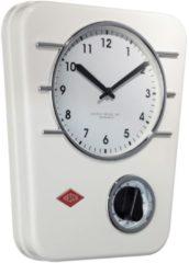 Wesco Classic Line Küchenuhr 30,5 x 24,5 cm