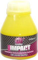 Mainline High Impact Boiliedip - Pineapple - 175ml - Geel
