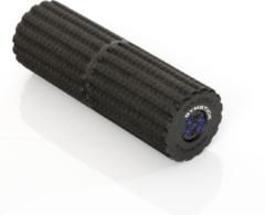Zwarte Gymstick Tratac Vibration Roller - Foam Roller - Triggerpoint - 45 cm - Met Online Trainingsvideo's