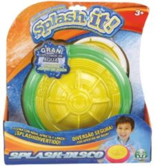 Basic Frisbee Splash It