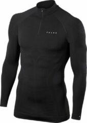 FALKE Maximum Warm Zip Shirt Heren 33540 - S - Zwart