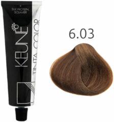 Keune - Tinta Color - 6.03 Donker Mocca Blond - 60 ml