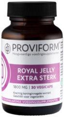 Proviform Royal jelly extra sterk 1800 mg 30 Vegacaps