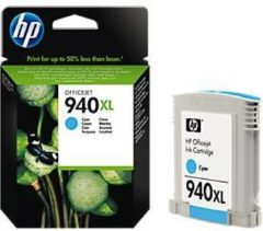 Hewlett Packard HP Druckpatrone Nr. 940XL cyan (C4907AE)
