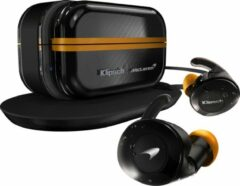 Oranje Klipsch T5 II TRUE WIRELESS SPORT MCLAREN In-ear oordopjes