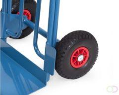 Fetra PU-wielen, lekvrij, 260 x 85 mm blokprofiel - 1 paar=2 stuks