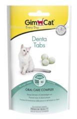 Gimcat Denta Tabs - Kattensnack - 40 g