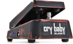 Dunlop SC95 Slash Cry Baby Classic signature wah-pedaal